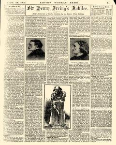 Lloyds Weekly News, September 24, 1905, Page 11