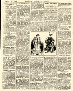 Lloyds Weekly News, September 24, 1905, Page 15
