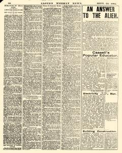 Lloyds Weekly News, September 24, 1905, Page 16