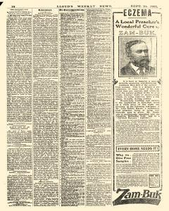 Lloyds Weekly News, September 24, 1905, Page 18