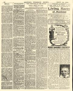 Lloyds Weekly News, September 24, 1905, Page 20