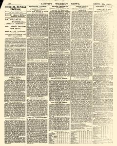 Lloyds Weekly News, September 24, 1905, Page 28