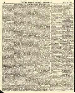 Lloyds Weekly Newspaper, February 29, 1880, Page 8