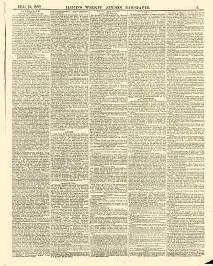 Lloyds Weekly Newspaper, December 12, 1880, Page 5