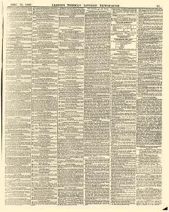 Lloyds Weekly Newspaper, December 12, 1880, Page 11
