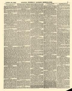 Lloyds Weekly Newspaper, April 20, 1890, Page 3