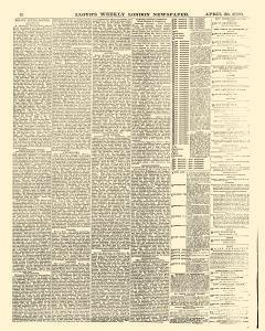 Lloyds Weekly Newspaper, April 20, 1890, Page 8