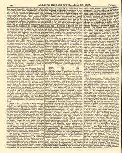 London Allen Indian Mail and Official Gazette, June 28, 1867, Page 8