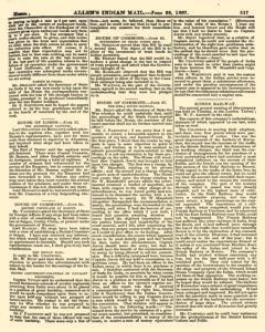 London Allen Indian Mail and Official Gazette, June 28, 1867, Page 15