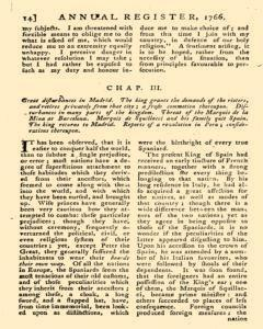London Annual Register, January 01, 1766, Page 17