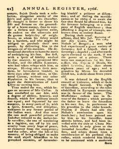 London Annual Register, January 01, 1766, Page 25
