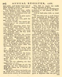 London Annual Register, January 01, 1766, Page 69