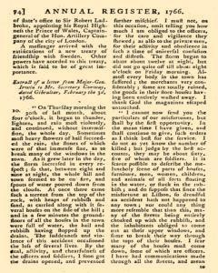 London Annual Register, January 01, 1766, Page 77