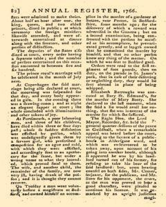 London Annual Register, January 01, 1766, Page 85
