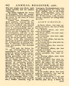 London Annual Register, January 01, 1766, Page 91