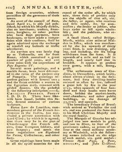 London Annual Register, January 01, 1766, Page 103