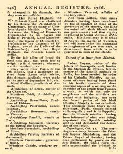 London Annual Register, January 01, 1766, Page 149