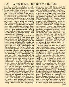 London Annual Register, January 01, 1766, Page 181