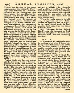 London Annual Register, January 01, 1766, Page 195