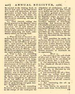 London Annual Register, January 01, 1766, Page 211