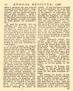 London Annual Register, January 01, 1766, Page 258