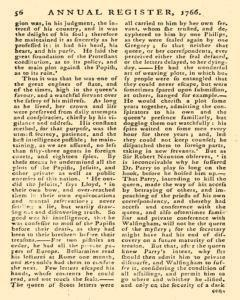 London Annual Register, January 01, 1766, Page 294