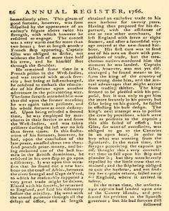 London Annual Register, January 01, 1766, Page 324