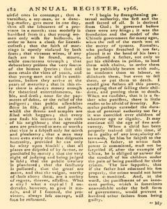 London Annual Register, January 01, 1766, Page 420