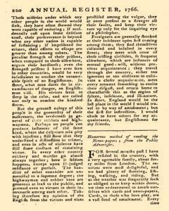 London Annual Register, January 01, 1766, Page 458