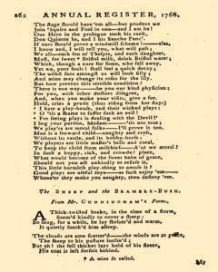 London Annual Register, January 01, 1766, Page 500