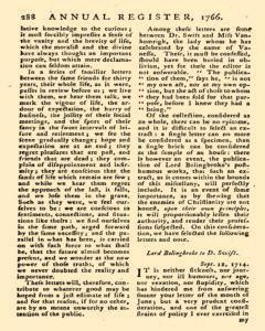 London Annual Register, January 01, 1766, Page 526