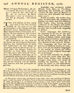 London Annual Register, January 01, 1766, Page 534