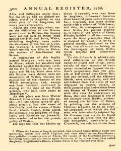 London Annual Register, January 01, 1766, Page 538