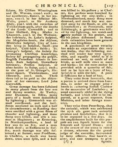 London Annual Register, January 01, 1766, Page 120