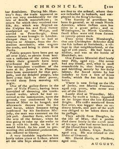 London Annual Register, January 01, 1766, Page 124