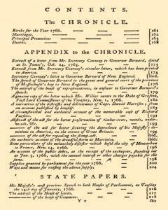London Annual Register, January 01, 1766, Page 560