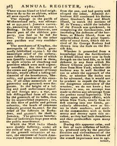 London Annual Register, January 01, 1781, Page 39