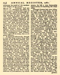 London Annual Register, January 01, 1781, Page 67
