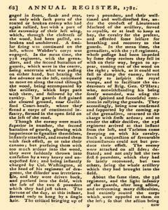 London Annual Register, January 01, 1781, Page 71