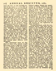 London Annual Register, January 01, 1781, Page 73