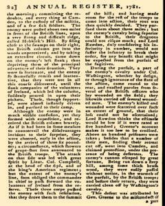 London Annual Register, January 01, 1781, Page 85