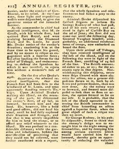 London Annual Register, January 01, 1781, Page 115