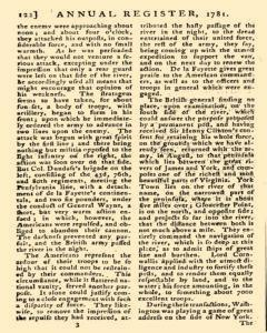 London Annual Register, January 01, 1781, Page 125