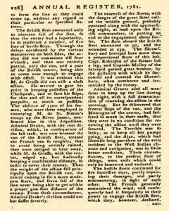London Annual Register, January 01, 1781, Page 131