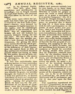 London Annual Register, January 01, 1781, Page 199