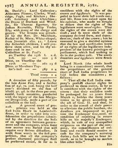 London Annual Register, January 01, 1781, Page 224