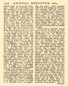 London Annual Register, January 01, 1781, Page 278