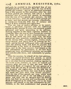 London Annual Register, January 01, 1781, Page 320