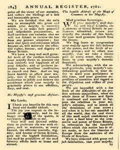 London Annual Register, January 01, 1781, Page 330