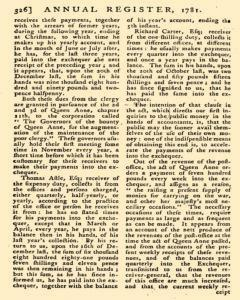 London Annual Register, January 01, 1781, Page 372
